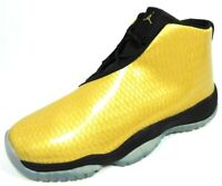 Nike Air Jordan Future GG Boys Shoes 685251 990 Basketball Sneakers Mtlc Gold