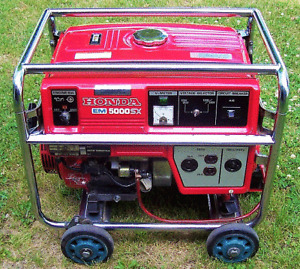 HONDA EM5000SX Generator