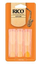 1 X Rico Alto Saxophone Reeds Strength 2