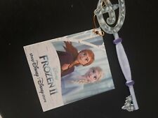 Disney Frozen 2 Opening Ceremony Key With Tag