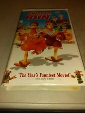 Vhs The Chicken Run