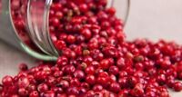 """14gr(1/2oz) """"NEW""""Organic RED/PINK PEPPER Whole Spices peppercorns/FREE SHIPPING!"""