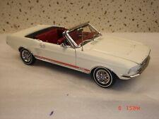 Danbury Mint 1967 Ford Mustang GT Conv. LE
