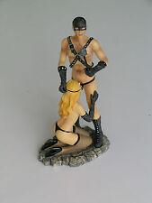 Erotikfigur Erotic Figur 22cm Akt Frauenakt Frau sexy erotisch Skulptur OVP NEU