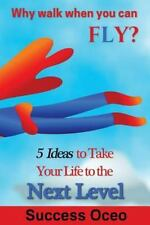 Success Ideas: Why Walk When You Can Fly?: 5 Ideas to Take Your Life to the...