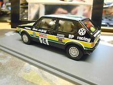 VW Volkswagen Golf GTI I, talla 1 Rallye #24 chatriot 1000 pistes bp neo sp 1:43