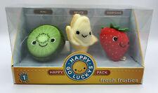 Hallmark Happy Go Luckys Fresh Fruities Series 1 #14 of 24 Happy Pack Plush Nib