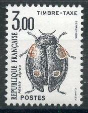 STAMP / TIMBRE DE FRANCE TAXE N° 111 ** INSECTES / COLEOPTERES