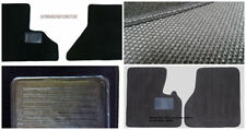 Peterbilt 587-2PC Gray- Custom Fit Carpet Floor Mats Fits 2012 & Up