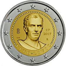 """2 Euro Gedenkmünze ITALIEN 2017 """"Tito Livio"""" ** Vorverkauf **"""