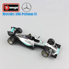 1/43 Scale 2016 F1 Mercedes AMG Petronas F1 W07 Hybrid 2016 No.6 Nico cars toys