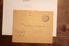 Cover Germany Reich Feldpost (F101923)