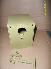 FINCH NEST BOX FOR & CAGE & AVIARY BIRDS