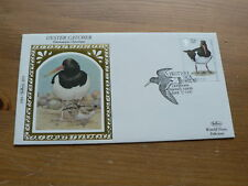 1989 Benham Silk Cover, RSPB, Birds, Oyster Catcher