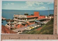 1950s unused post card CLIFF HOUSE RESTAURANT north of SAN FRANCISCO, CA