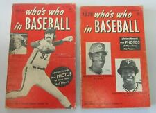 Who's Who in Baseball Dick Allen George Foster all 2 different (1973 + 1978)