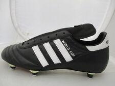 Botas de fútbol para hombre Adidas World Taza UK 11.5 nos 12 EUR 46.2/3 ref 3561 *