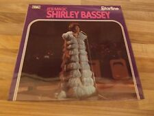 SHIRLEY BASSEY IT'S MAGIC VINYL LP 12 INCH RECORD