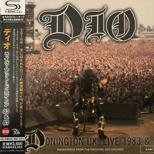 Dio at Donington UK: Live 1983 & 1987 by Dio(SHM-CD),2010 2-Discs / UICE-1171/2