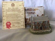 Lilliput Lane cottage Sawrey Gill in original box with Deed - B