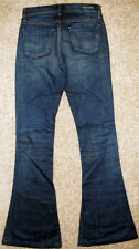 NEW CITIZENS of HUMANITY DEVOTE ROCKER Jeans Slim Flare Denim - Women 25 Long