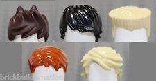 ☀NEW LEGO 5 NINJAGO Minifigure HAIR COLE, JAY, KAI, LLOYD, ZANE Ninja Wigs LEGOS