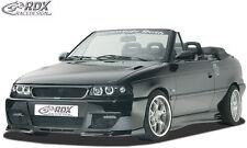 RDX Bodykit OPEL Astra F Cabrio & Stufenheck Front Heck Seitenschweller
