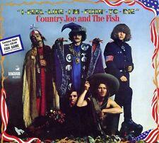 Country Joe & the Fi - I Feel Like I'm Fixin' to Die [New CD] UK - Import