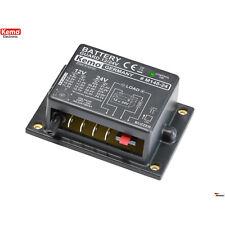 Batteriewächter 12V oder 24V /DC Akku Tiefentladungs Unterspannungsschutz
