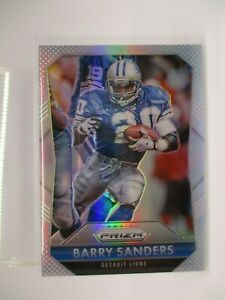 2015 Panini Prizm Prizms #146 Barry Sanders LIONS