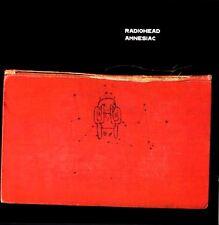 RADIOHEAD amnesiac (CD album) 7243 5 32764 2 3 alternative rock experimental