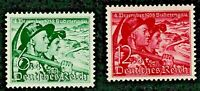 GERMANY 1938 Sudterland STAMPS Set 2v SG672-673 Unmounted Mint REF:B29