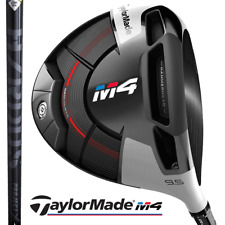 """£100 OFF"" TAYLORMADE M4 9.5 DEGREE DRIVER / PROJECT X HZRDUS BLACK 6.0 STIFF"