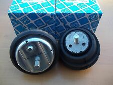 Engine Motot Mount Left & Right Pair BMW  2 Mounts HD 1 Year Warranty (2pcs) 444