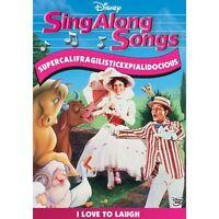 Sing Along Songs: Supercalifragilisticexpialidocous (DVD, 2006)