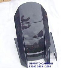 gbmoto kawasaki z1000 Z750 carbon rear hugger 2003 2006