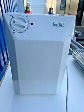 TecLINE TKS 5UG Warmwasser Kleinspeicher Boiler 5Liter 2KW