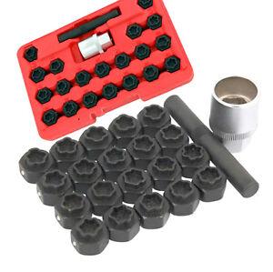"22pc Bmw Locking Wheel Nut Key Socket Set  Bmw 1 3 5 6 & 7 Series 1/2"" Drive"