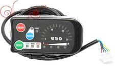 Latest 48V 3-speed PAS LED Control Panel/Display Meter-890 for Electric Bicycle