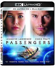 PASSENGERS (BLU-RAY 4K UHD + BLU-RAY) con Jennifer Lawrence, Chris Pratt