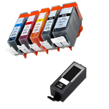 Canon PGI755XXL PGI750XL CLI751XL Compatible 6 Multi Ink Cartridge (B/C/M/Y)