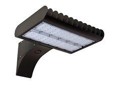 100 Watt LED Parking Lot Shoe Box Style Flood Light Fixture 320-400 metal halide