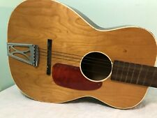 1950s Harmony Stella Acoustic guitar Golden PARLOR