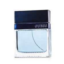 NEW Guess Seductive Blue EDT Spray (Unboxed) 1oz Mens Men's Perfume