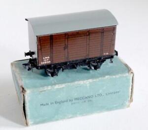 HORNBY DUBLO (D1) 32040 - LMS GOODS VAN -508194  (BOXED)