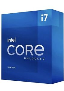 INTEL Core i7-11700K (3.6 GHz, 16M Cache, up to 5.00 GHz) Unlocked Processor CPU