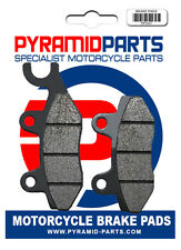 Front Brake Pads for Kymco 125 Quannon 2008