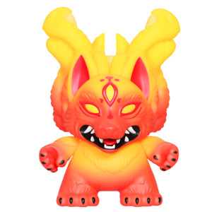 """KYUUBI 8"""" DUNNY ART FIGURE BY CANDIE BOLTON - MIGHTY JAXX EXCLUSIVE LE xx/200"""