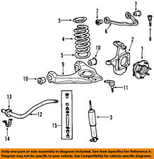 GM OEM Front-Lower Control Arm 20869201