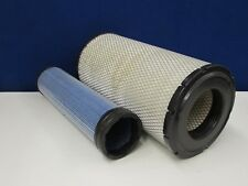 Case WX165 / WX185 Wheeled Excavator Air Filter Set (Inner & Outer) - See list